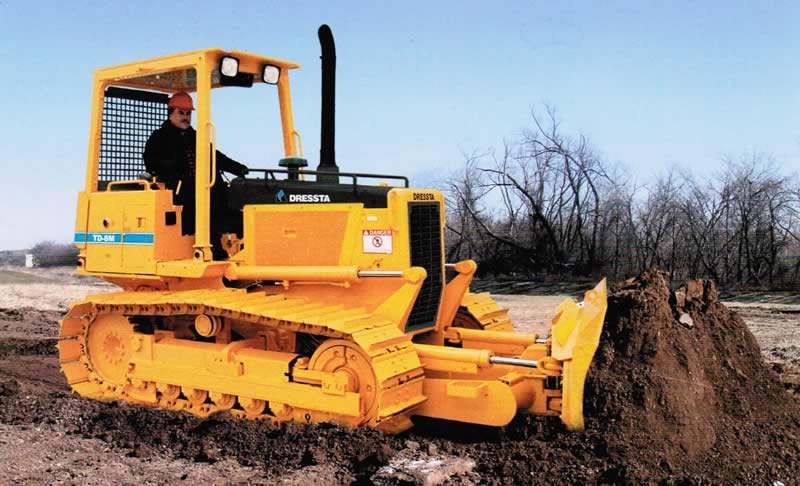 New and used heavy equipment sales and service.