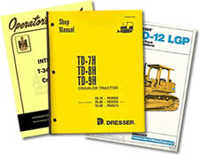 We carry a large selection of manuals